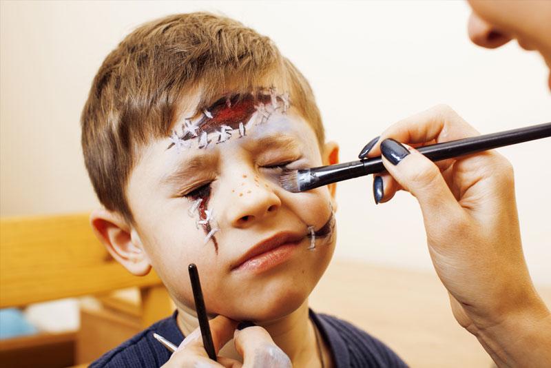 Cómo Aplicar Maquillaje Zombie Paso a Paso