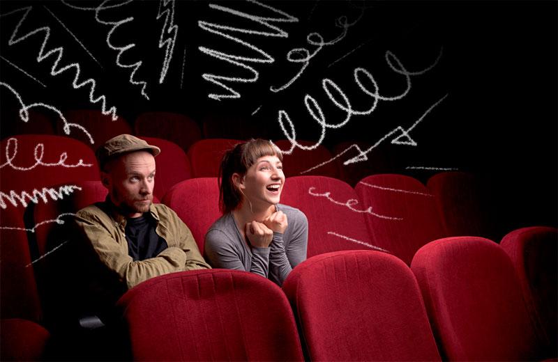 ¿Por qué a los chicos no nos gustan las películas de amor?