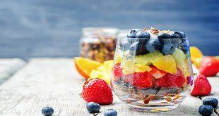 Fruta bajo en carbohidratos