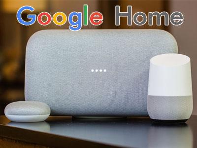 ¿Qué es Google Home?