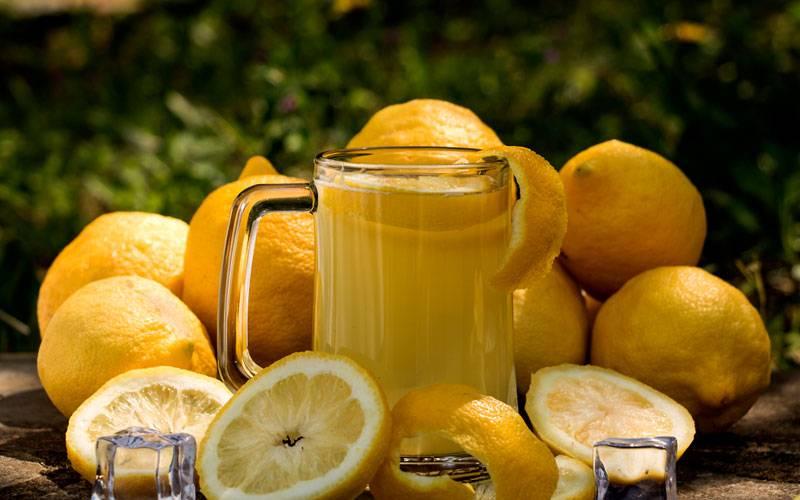 limón para limpiar hígado y vesícula