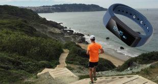 pulseras de actividad para Trail